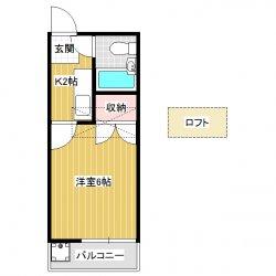 コートピアIII 2階