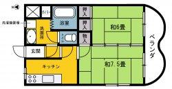 駒ヶ根ハウス302号